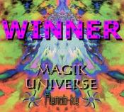 Hunab-ku Magik Mix Contest Winner
